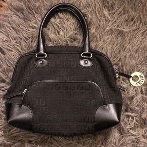 Authentic Fendi Monogram Handbag